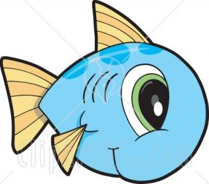 300x264 Cute Fish Clip Art Clipart Panda