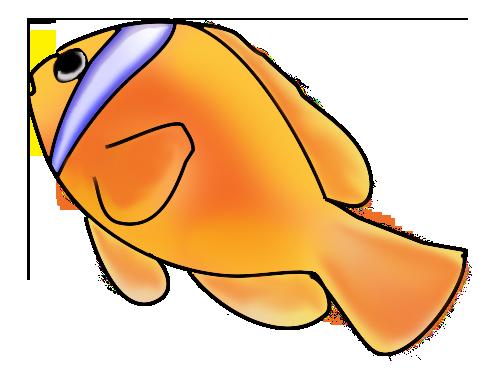 481x376 Fish Clip Art