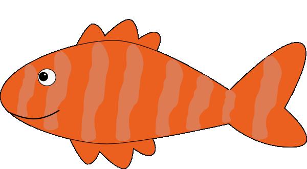 600x330 Free Fish Clipart Cartoons