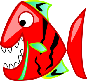 298x276 Red Fish Clip Art Vector Clipart Cliparts For You