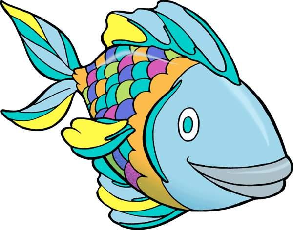 600x472 Fish Clipart Fish Clip Art Colorful Clipartix Free Clipart