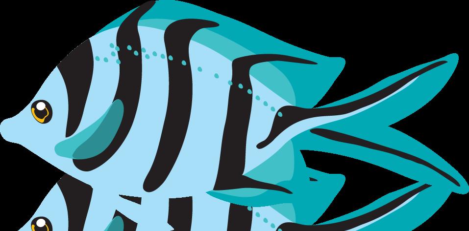 957x473 Fish Clipart Ocean With Fish Clipart Ocean Fish Clip Art Tropical