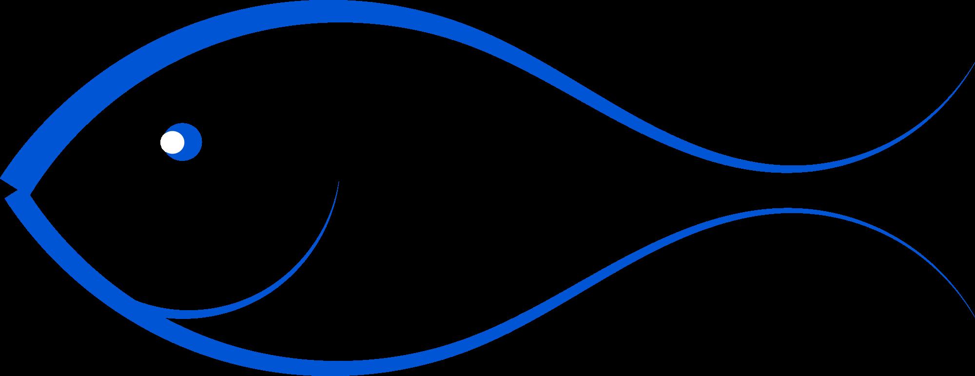 2000x771 Clip Art Clip Art Of Fish