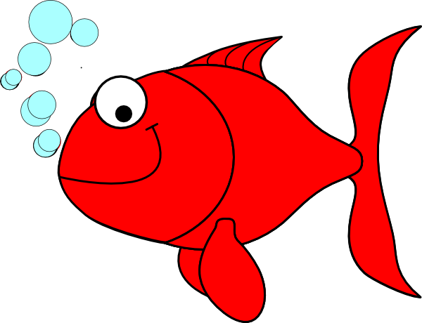 600x460 Image Of Fish Clipart