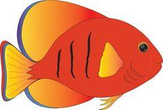 236x159 Ocean With Fish Clipart Ocean Fish Clip Art Tropical Education