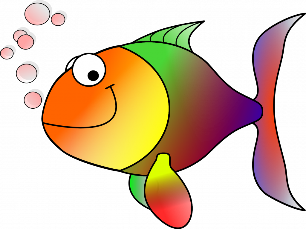 1024x767 Clip Art Fish