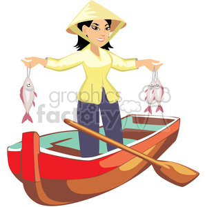Fishing Boat Clipart