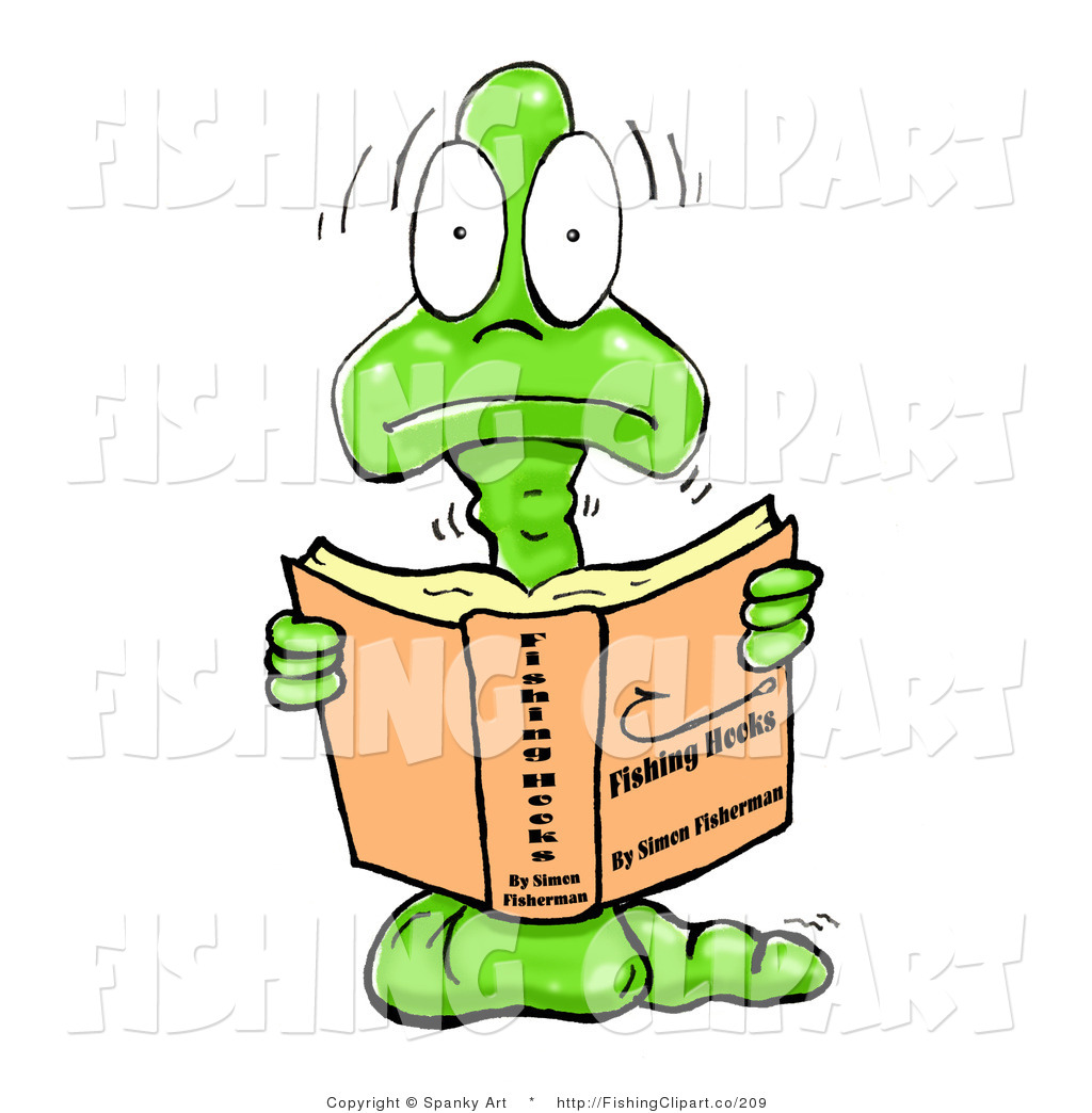 1024x1044 Clip Art Of A Nervous, Young, Shaking Male Bookworm Reading A Book