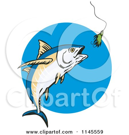450x470 Royalty Free (Rf) Fishing Lure Clipart, Illustrations, Vector