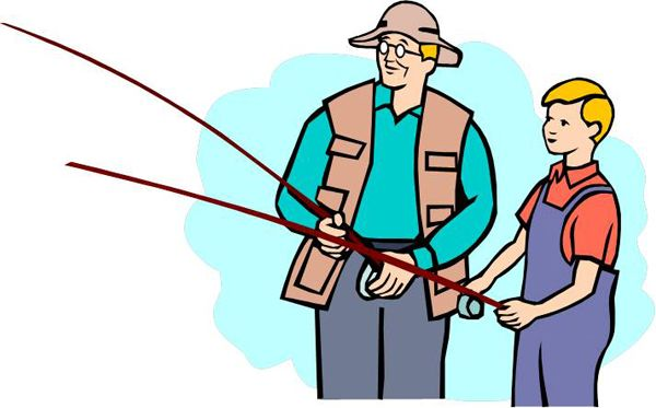 600x373 Fishing Clip Art Become A Hofnod Trained Instructor. Take My