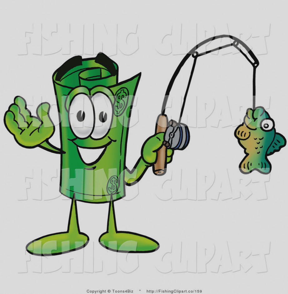 922x940 Collection Of Fishing Pole Clip Art Rod Clipart Kiaavto 2 Image