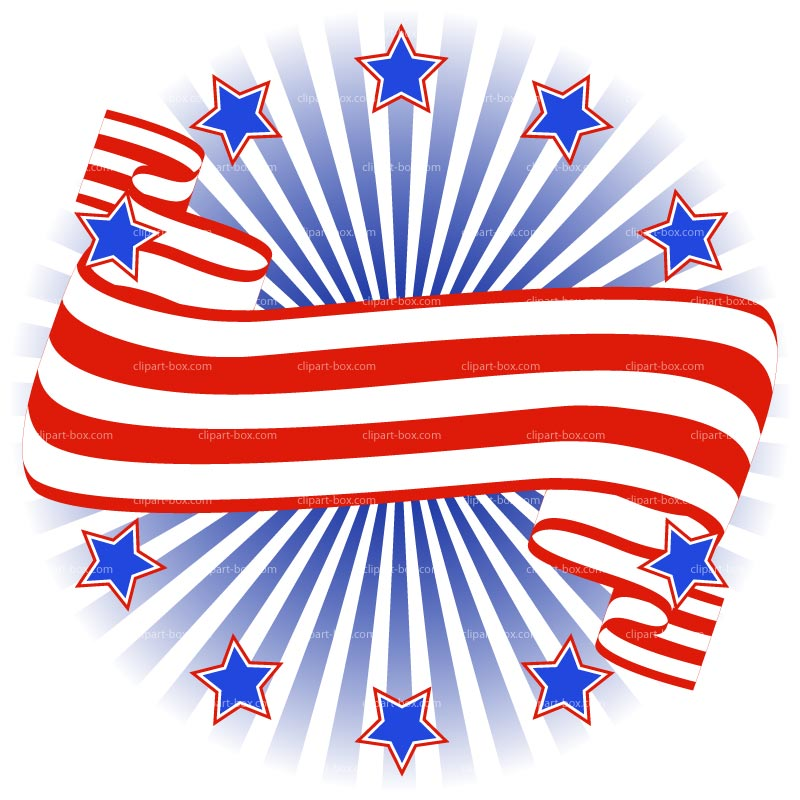 800x800 Stars And Stripes Clipart