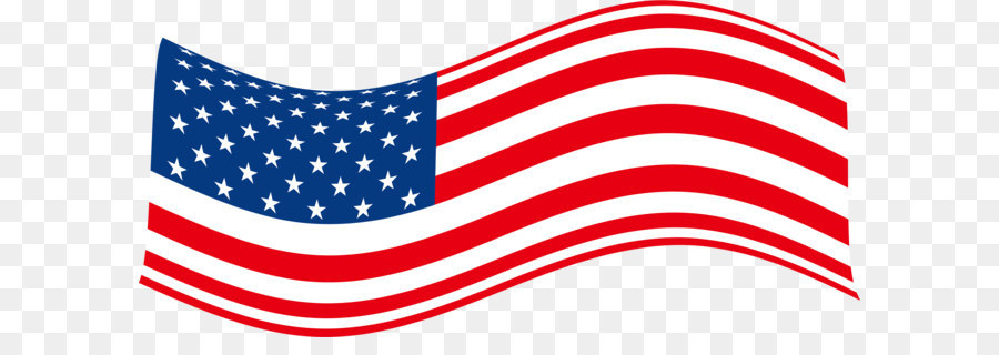 900x320 Flag Of The United States Clip Art
