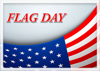 320x228 Free Flag Day Clipart