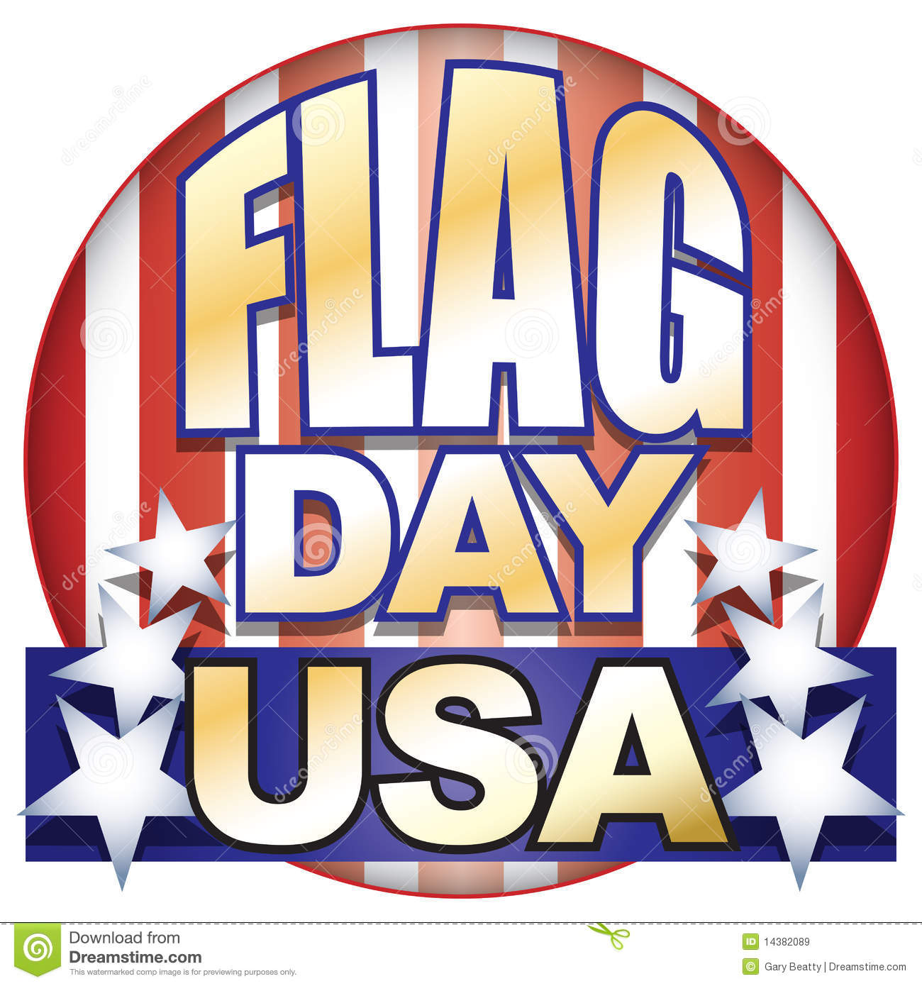 1300x1390 Free Clipart Of Flag Day Collection