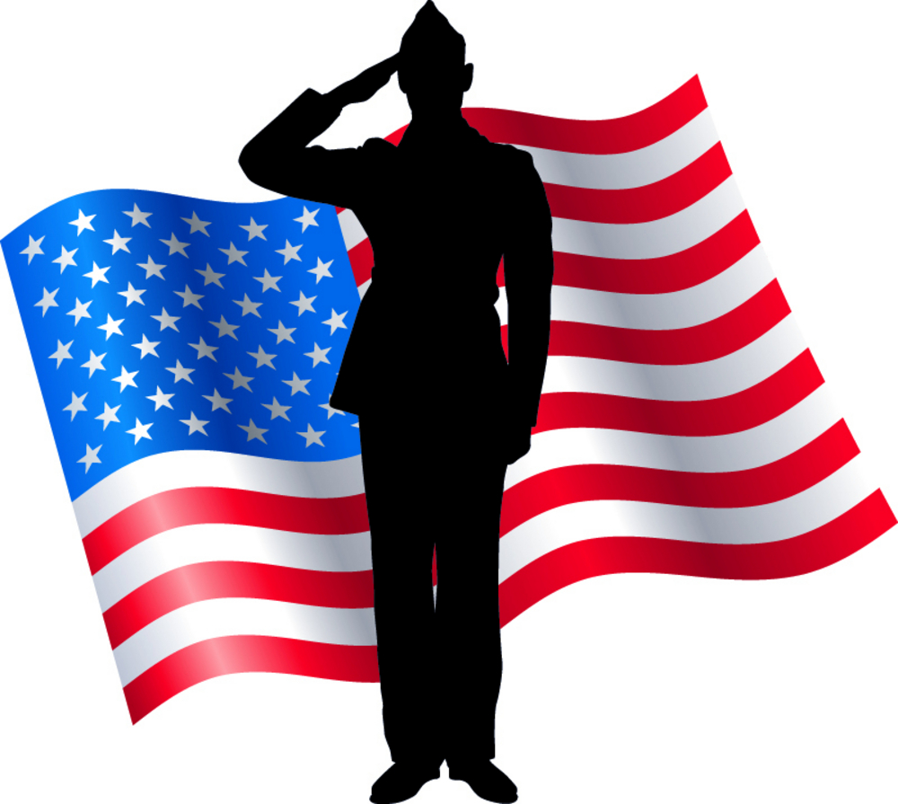 1000x895 Veterans Clip Art