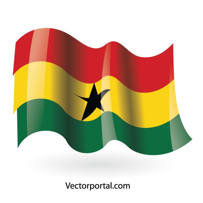 660x660 Republic Of The Congo Flag Clip Art