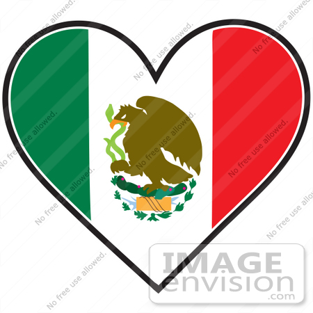 450x450 Top 76 Mexican Flag Clip Art