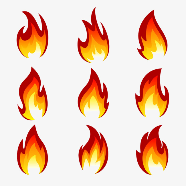 650x651 Fire Clipart Free Free Clip Art