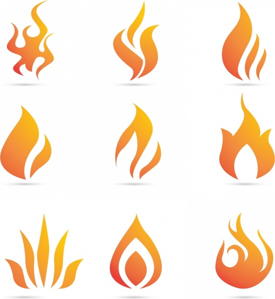 551x600 Freeware Flames Clipart
