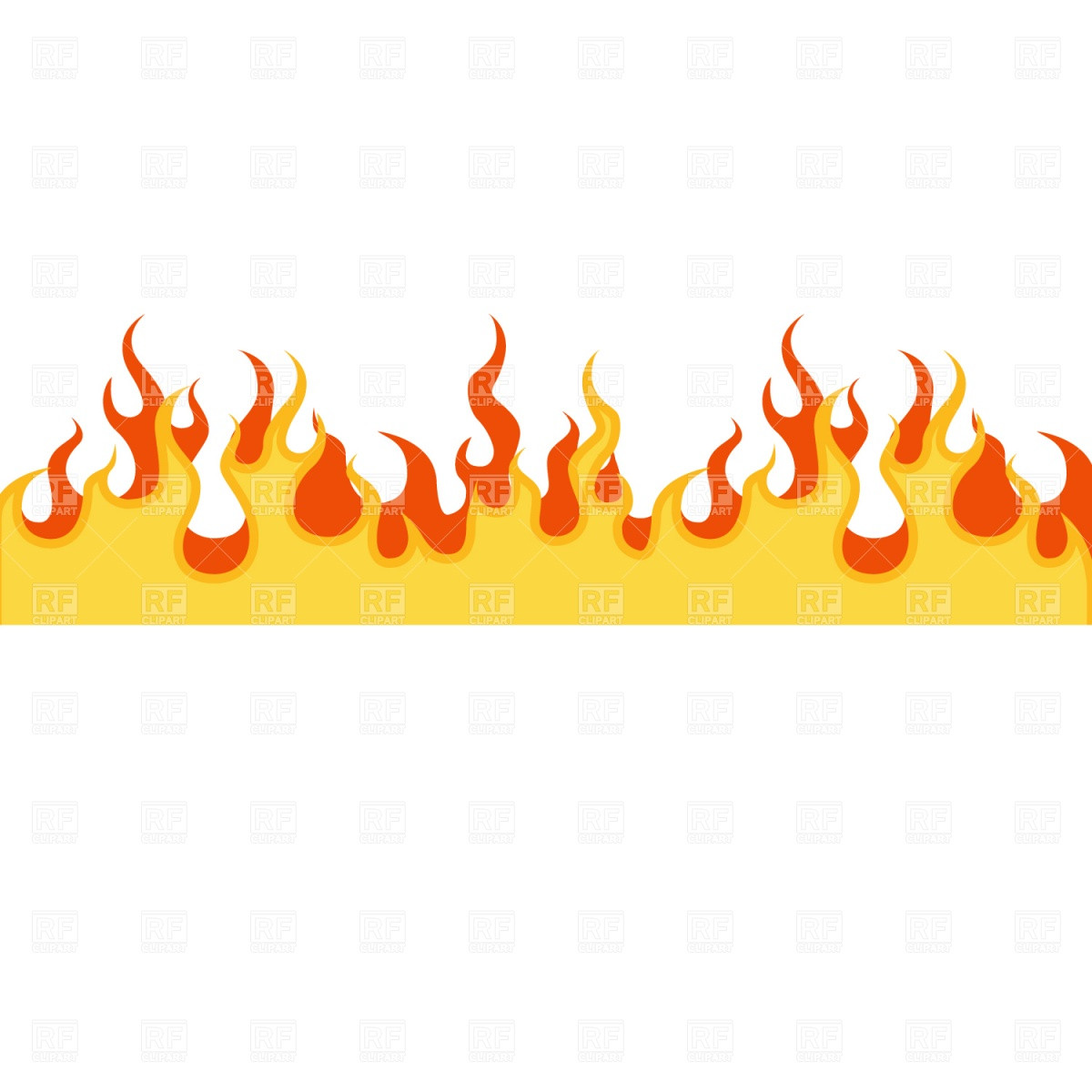 Flame Clipart at GetDrawings com | Free for personal use