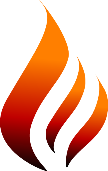 378x596 Olympic Flame Clipart