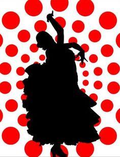 236x310 Flamenca Dancer Flamencospanish