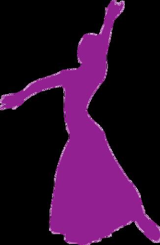 326x500 Flamenco Dance Move Public Domain Vectors