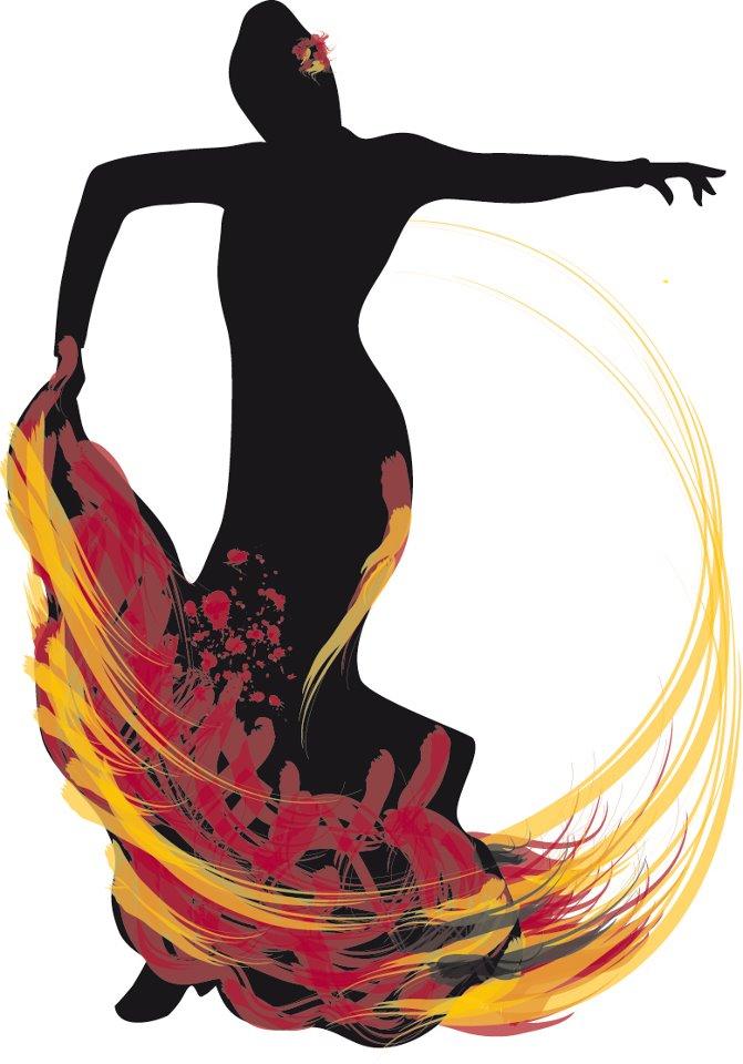 671x960 Tamara Flamenco Danza In Spain