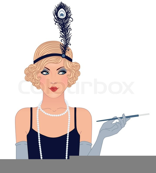 540x600 Flapper Clipart Free Images
