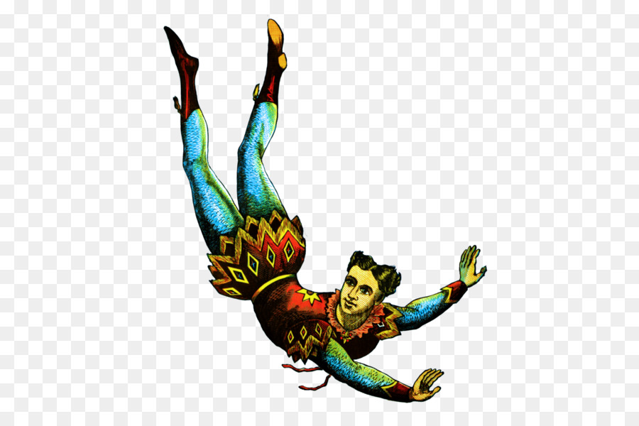 900x600 Circus Acrobatics Clip Art