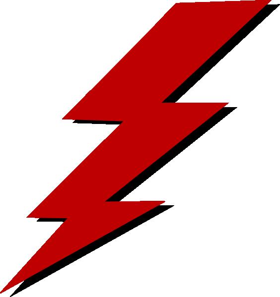 564x599 Flash Bolt Clip Art