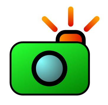 366x356 Camera Flash Clip Art Digital Cameras