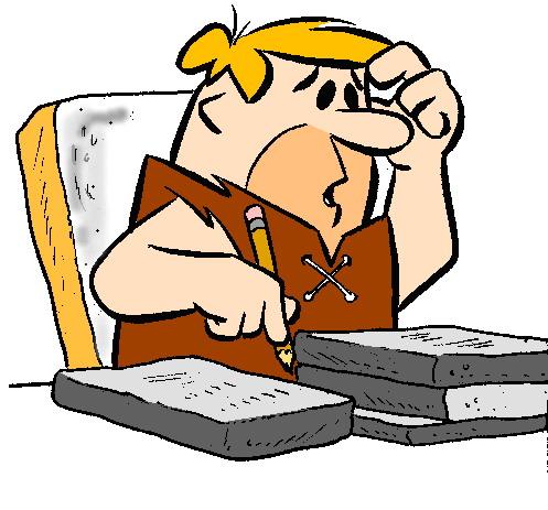 497x463 Cartoons Clip Art Flintstones