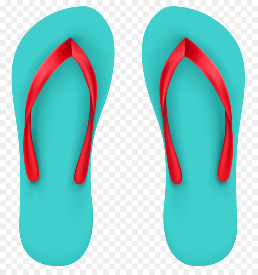 900x960 Flip Flops Clip Art