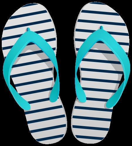 450x500 Flip Flops Png Clip Art