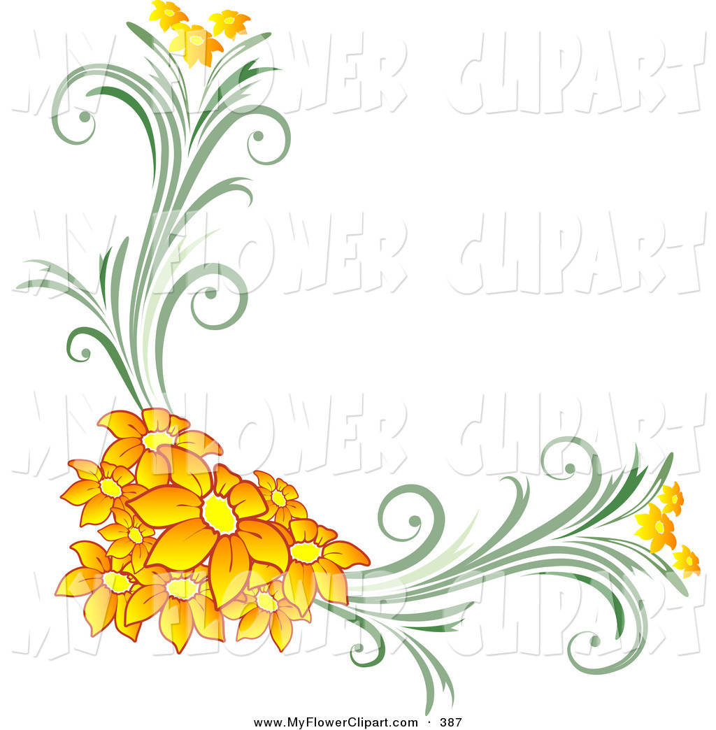 1024x1044 Flowers Art Design Clip Art A Corner Floral Design Element
