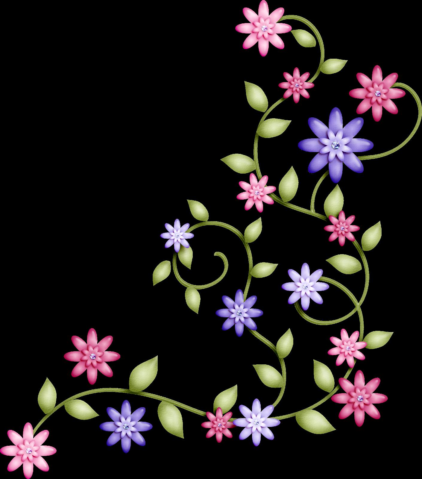 1410x1600 Clip Art Flores