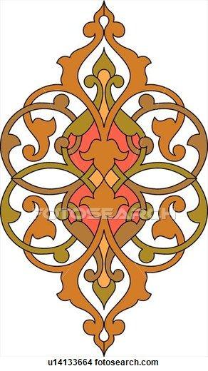 292x520 Arabesque Designs