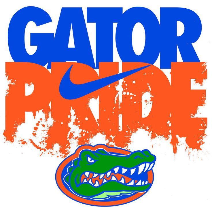 Florida Gators Clipart
