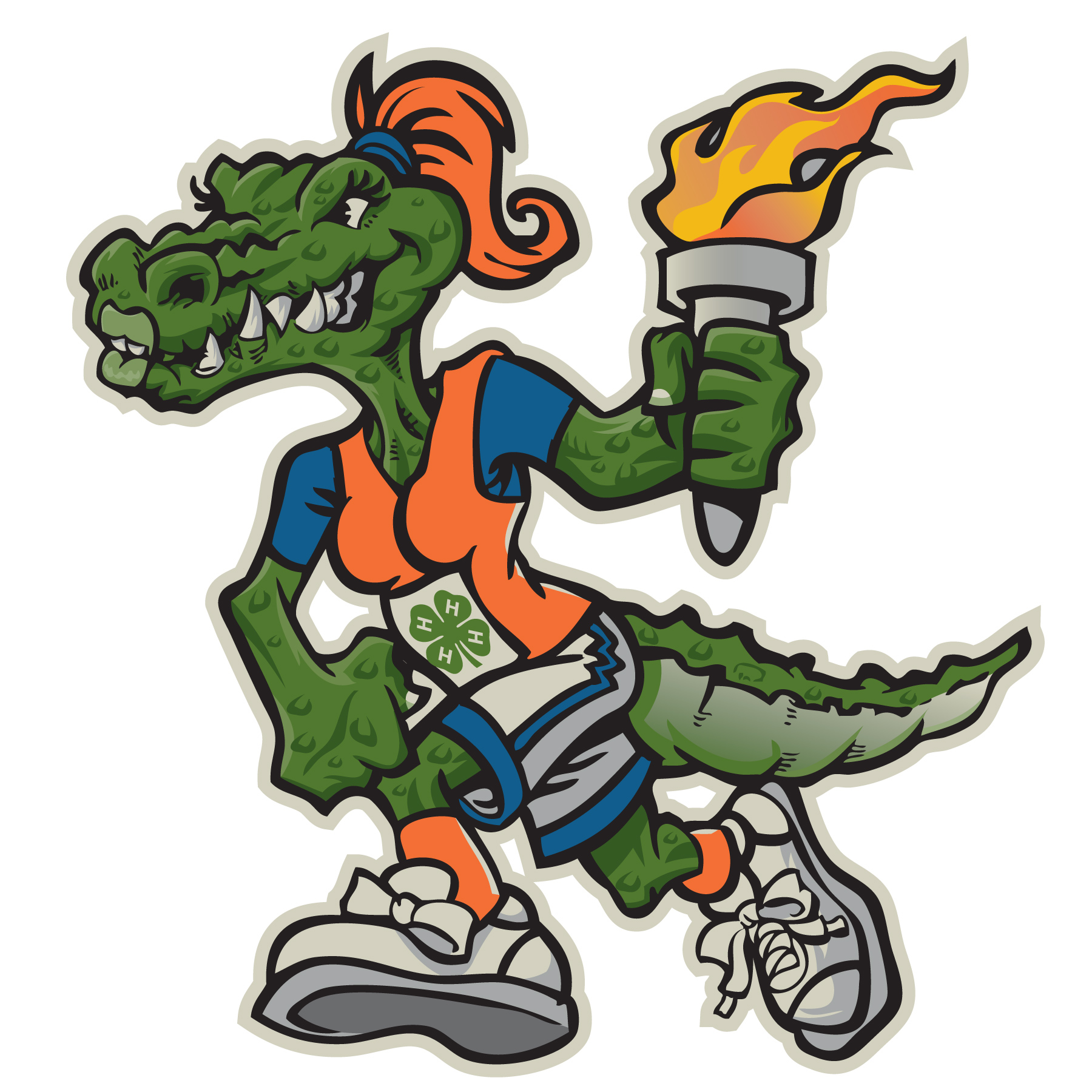 1800x1800 Florida Gators Clipart