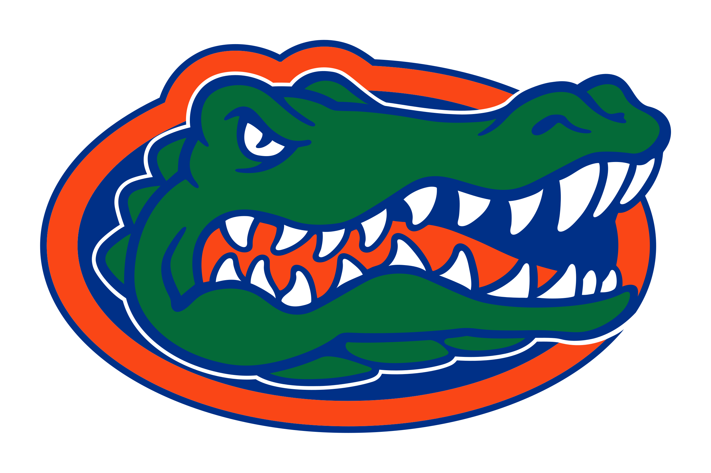 2400x1597 Florida Gators Logo Png Transparent Amp Svg Vector