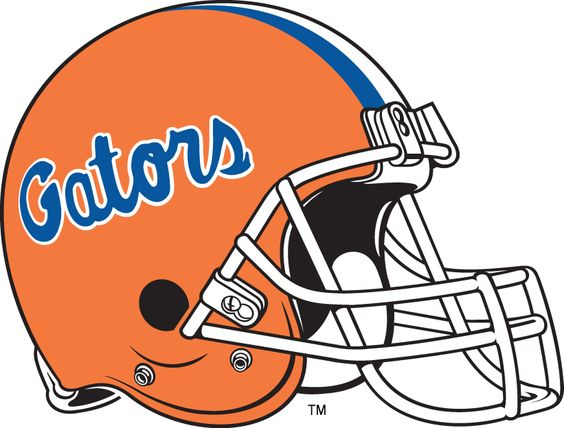 564x428 Florida Gators Clipart Free