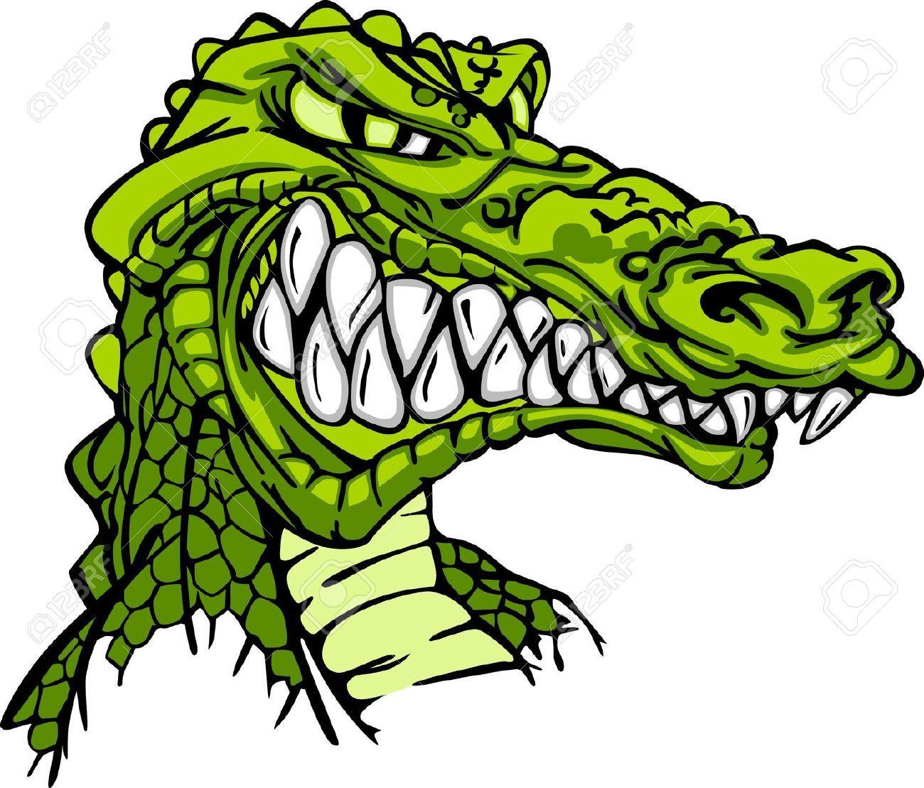 1300x1109 Gator Mascot Clipart Images School Mascot Clip Art