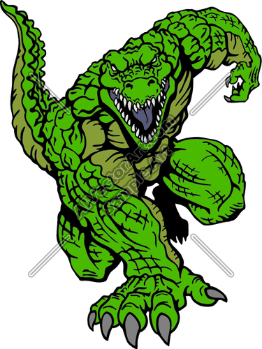 375x500 Alligator Clipart Florida Gator