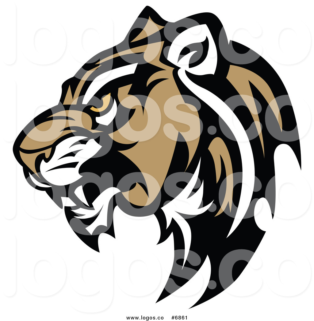 Florida Panther Clipart