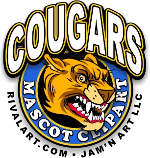 306x321 Free Cougar Clipart
