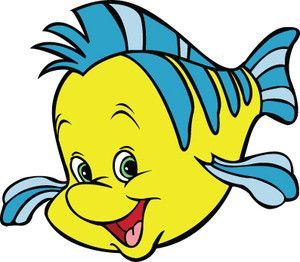 300x262 Flounder Digi Stampsart