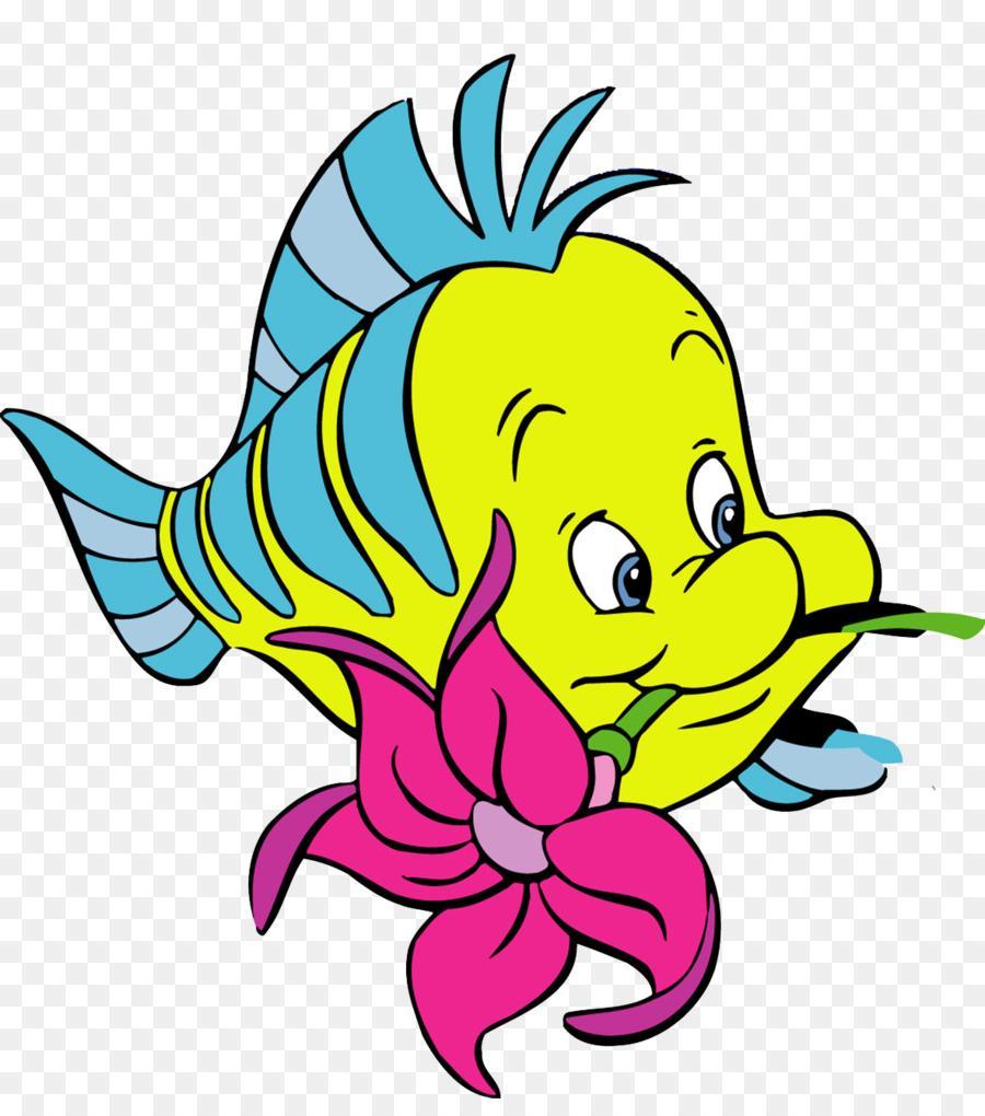 900x1020 Top Kiss Flounder Fish Cartoon Clip Art Drawing