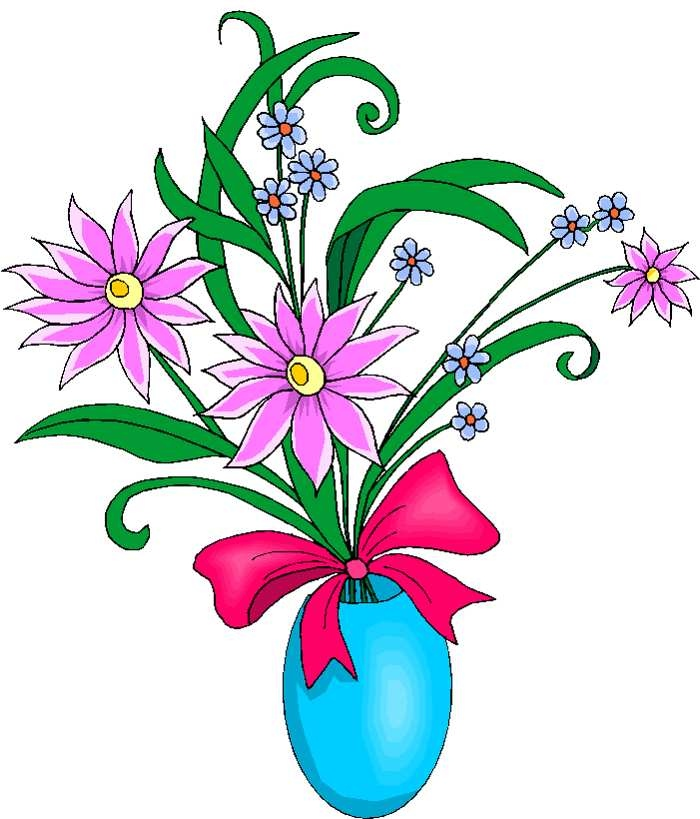 700x819 Free Flower Arrangement Clipart Luxury Clip Art For Flowers